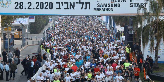 מרתון סמסונג תל-אביב 2020: ואלה הם המנצחים הגדולים…