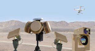 רפאל: בוצע ניסוי מוצלח במערכת לייזר ייחודית בעולם ליירוט רחפנים