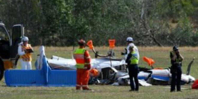 אזרח ישראלי נהרג בתאונת מטוסים באוסטרליה