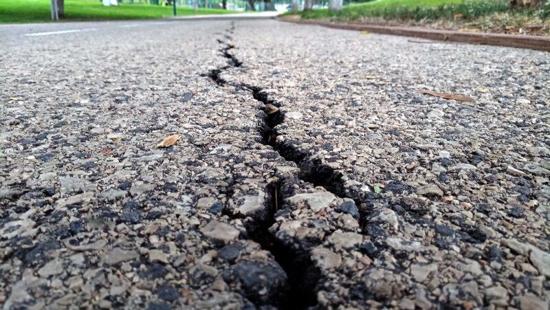 רעידת אדמה בעוצמה של 5.8 בסולם ריכטר הורגשה בישראל