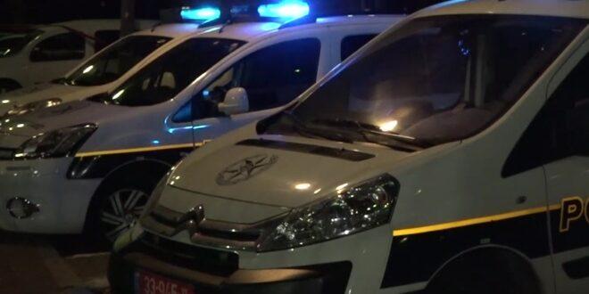 שני תושבי הקריות נעצרו בחשד שגרמו נזק לניידת משטרה