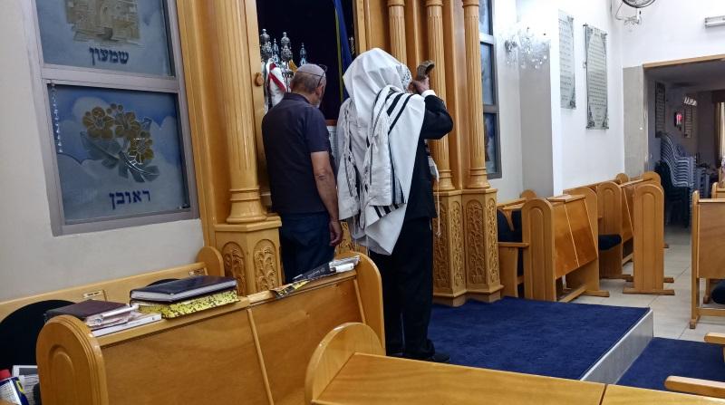 הארגון העולמי של בתי הכנסת: יש להיערך להקמת מתחמי תפילה במרחב הפתוח