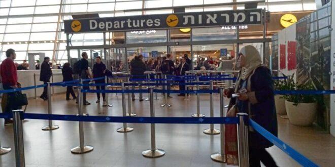 חשד: זייפו בדיקות קורונה עבור רוכשי כרטיסי טיסה
