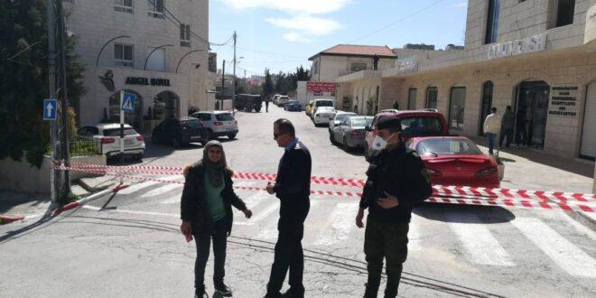 משרד הבריאות הפלסטיני: מספר הנדבקים בנגיף הקורונה עלה ל-19