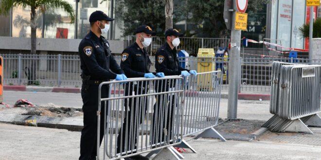 עקב ההגבלות בבני ברק:  ציר זבוטינסקי יחסם החל מהערב לתנועה