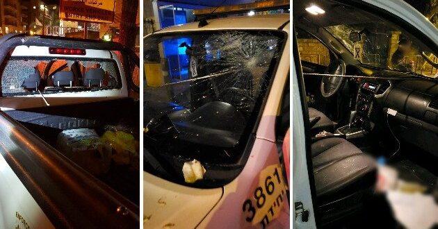 """אירוע חמור מאוד: צוות מד""""א הותקף בשכונת מאה שערים בירושלים"""