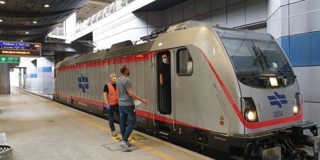 רכבת ישראל ביצעה בהצלחה נסיעת ניסוי במערכת האיתות החדשה