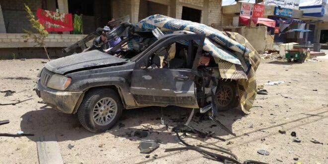 דיווחים בסוריה ובלבנון: כלי טיס ישראלי תקף רכב של חיזבאללה