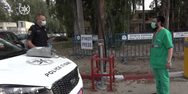 מבצע תפילין: איחוד מרגש בין קצין המשטרה לרופא החרדי בשיבא