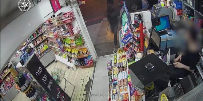 2 תושבי חדרה חשודים בביצוע שוד מזויין של פיצוצייה בהרצליה