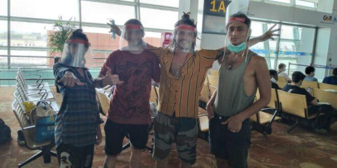 עשרות ישראליים שנתקעו תחת סגר בהודו ישובו לארץ