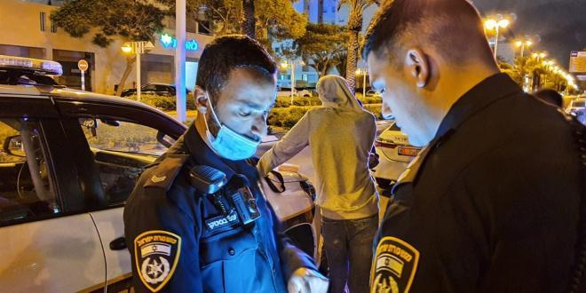 המשטרה פתחה במבצע אכיפה בפארקים ובחופי הרחצה באשדוד