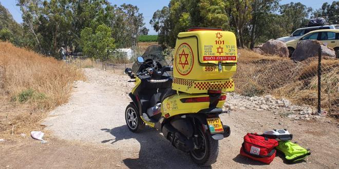 רוכב אופניים בן 60 התמוטט במהלך רכיבה ביער ומת