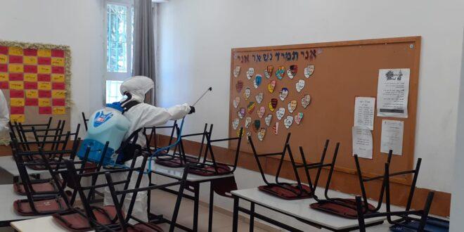 """דו""""ח של האונ' העברית קובע: ילדים עד גיל 10 אינם המניע למגיפה"""