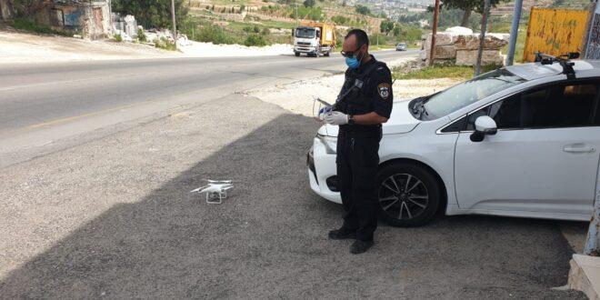אכיפה מוגברת בכבישי יהודה ושומרון, ניתנו 1,697 דוחות תנועה