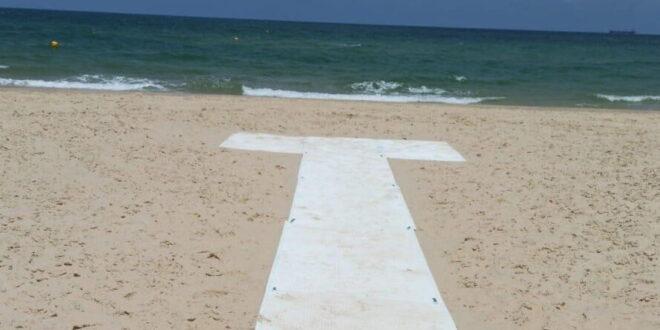 """שב""""ח מואשם בביצוע מעשים מגונים בקטינות בחוף הים באשדוד"""