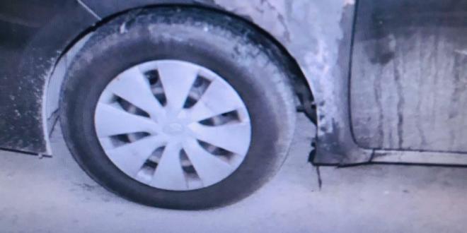 תושב חורה מואשם בניסיון חטיפה של עורך דין והצתת רכבו