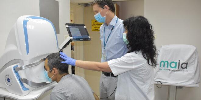 מרפאות העיניים של מרכז רפואי כרמל נפתחו מחדש