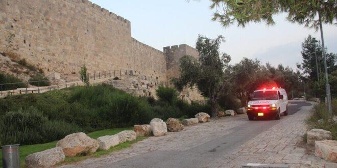 3 תושבי מזרח ירושלים חשודים בתקיפת מתפללים בעיר העתיקה