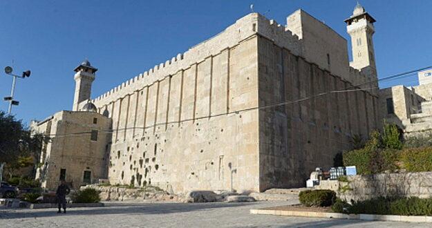 שר הביטחון הורה לקדם את פרויקט הגישה לנכים במערת המכפלה
