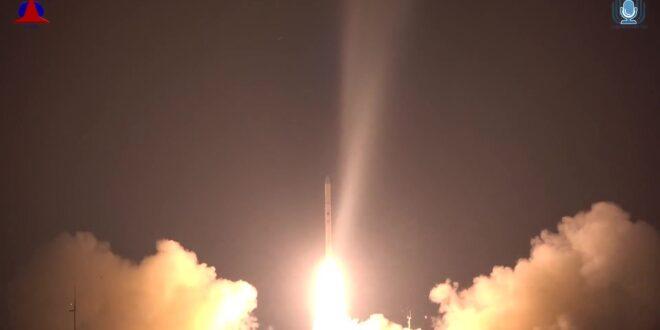 צפו: מאחורי הקלעים של שיגור הלוויין 'אופק 16'
