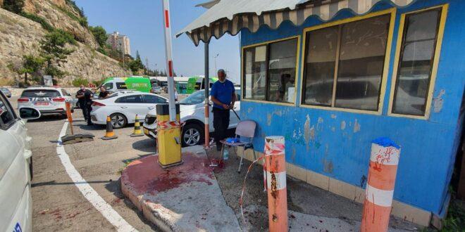 גבר בן 27 נפצע באורח בינוני בקטטה בחיפה
