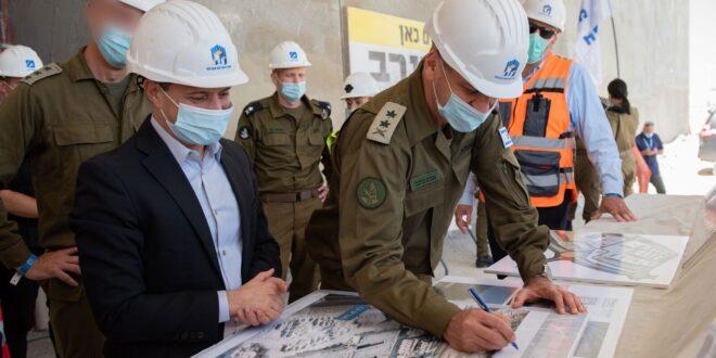 """הרמטכ""""ל ביקר בבסיסי צה""""ל בדרום: """"המעבר לנגב הוא חזון לאומי"""""""