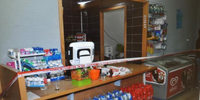 תושב הצפון מואשם בשוד אלים של חנות מכולת