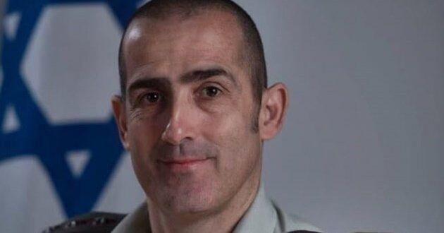 """אל""""מ דורון בן ברק מונה לצנזור הצבאי הראשי"""