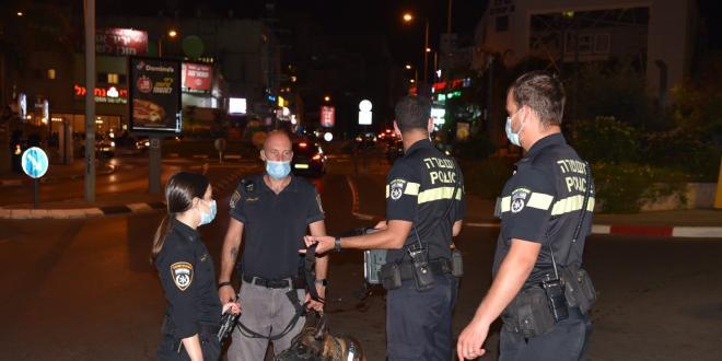 מבצע אכיפת קורונה בראשון לציון: נרשמו דוחות ל-11 בתי עסק