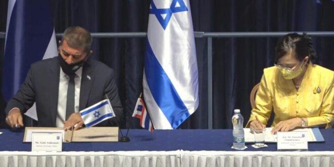 נחתם הסכם להבאת 25,000 עובדי חקלאות מתאילנד לישראל