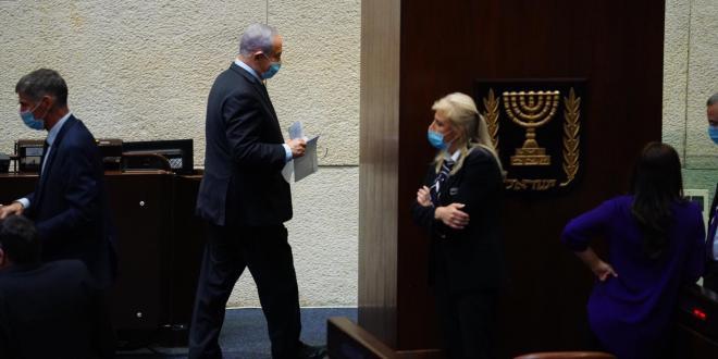 צביקה האוזר ואסנת מארק נבחרו לכהן בוועדה לבחירת שופטים