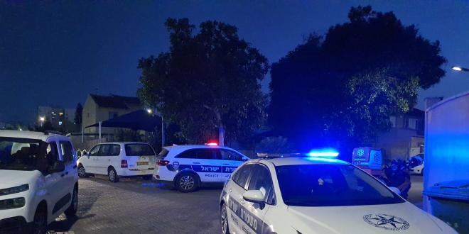 חדרה: בן 18 נורה למוות, המשטרה פתחה בחקירה