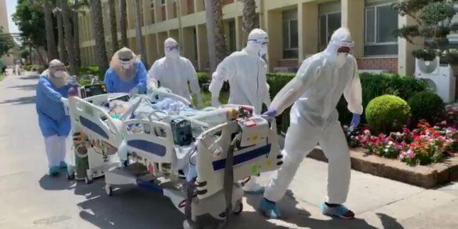 סורוקה: היחידה לטיפול נמרץ לחולי קורונה הועברה למתחם נפרד וגדול יותר
