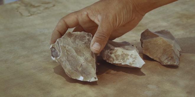 בדימונה התגלו עדויות לנתיב יציאת האדם המודרני מאפריקה