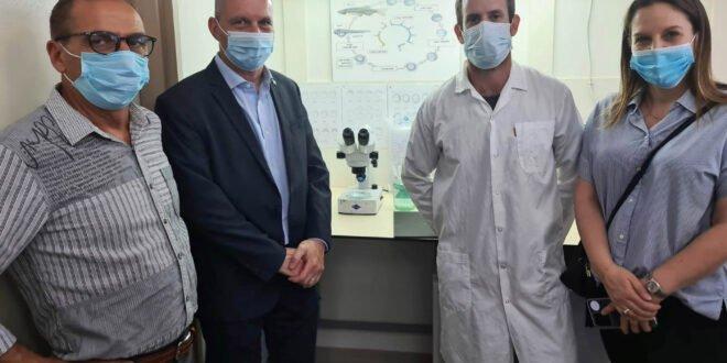 שר המדע: מכון המחקר מיגל מוביל מחקרים שעשויים להציל את חייהם של מיליוני בני אדם
