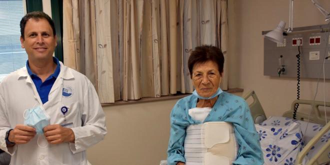 בת 88 סבלה מסחרחורות, בבית החולים התגלה גידול נדיר על הלב
