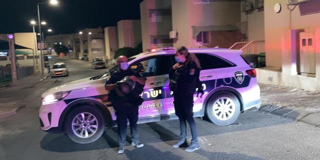 תושב ג'סר א-זרקא נעצר בחשד לניסיון דקירת שוטרים