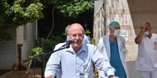 מנהל המרכז הרפואי לגליל: נשמח לעזור לפצועים מלבנון