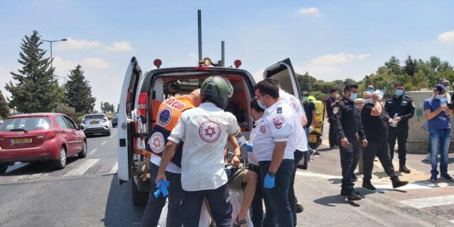 ירושלים: נוסע אוטובוס חשוד בהתזת גז מדמיע על נוסע אחר