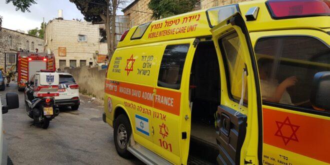 גבר בן 25 נמצא מת מתחת לגשר בירושלים, הנסיבות נבדקות