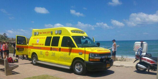 צעיר בן 20 נמשה מהים ללא רוח חיים בחוף הסטודנטים בחיפה