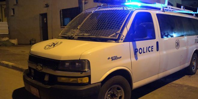 תיעוד: המשטרה איתרה חתונה שנערכה באולם בית מלון במרכז ירושלים