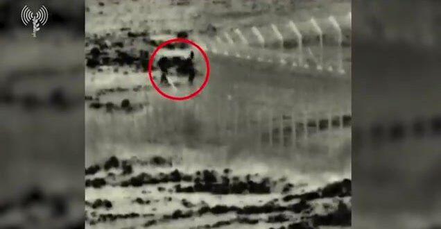 צפו: סיכול הפיגוע בגבול סוריה וחיסול חוליית המחבלים