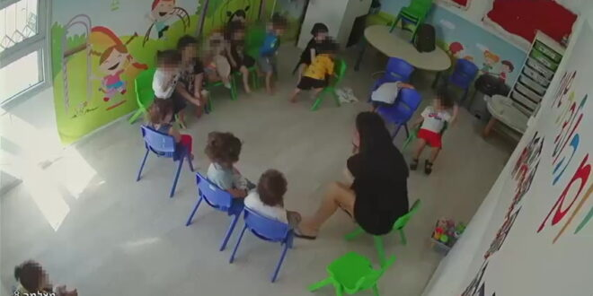 תיעוד מזעזע: סרטוני ההתעללות מהגן ברמלה נחשפים