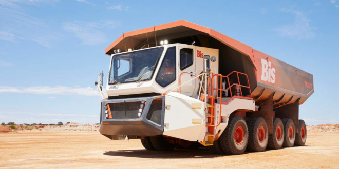 התעשייה האווירית מקימה חברת בת באוסטרליה עבור כלים אוטונומיים בתחום המכרות