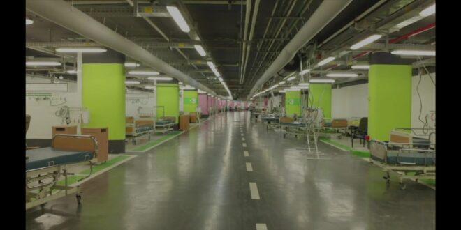 """בי""""ח רמב""""ם: 3 מחלקות קורונה יועברו למרחב תת קרקעי"""