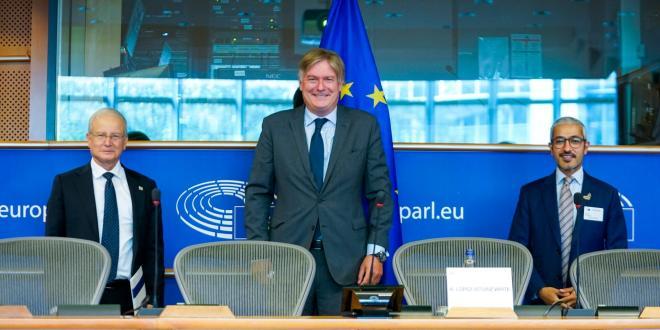 השגריר לשנו-יער: מקווה שהאיחוד האירופי יאמץ תפקיד פעיל