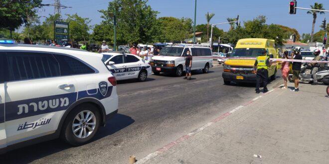 גבר בן 35 נורה למוות ברחוב רובינשטיין ביפו
