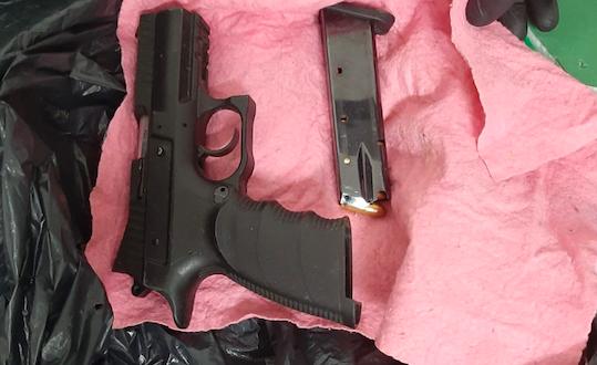 המשטרה תפסה נשק שהוחבא בגן ילדים בכפר כנא